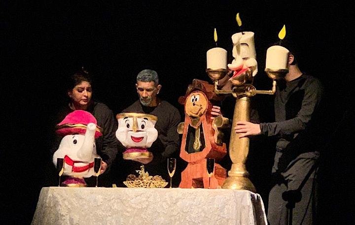 """Imagem do evento 50% DE DESCONTO: Espetáculo """"A Bela e a Fera, O Musical"""", no Teatro BTC"""