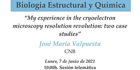 My experience in the cryoelectron microscopy resolution revolution tickets