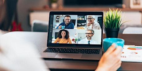 Online Workshop: How to Deliver a Successful Online Presentation tickets