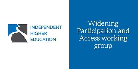 Widening Participation and Access working group tickets