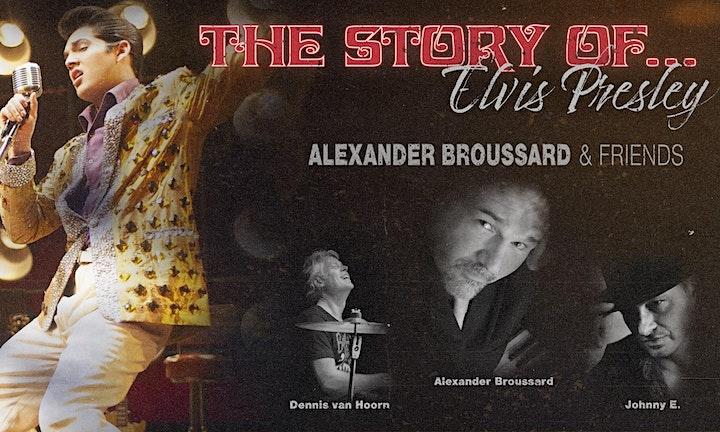 Afbeelding van Alexander Broussard & Friends: The Story of Elvis Presley