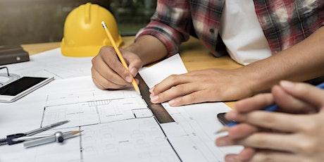 CBE Webinar: The Roles of the Surveyor and the Civil Engineer ingressos