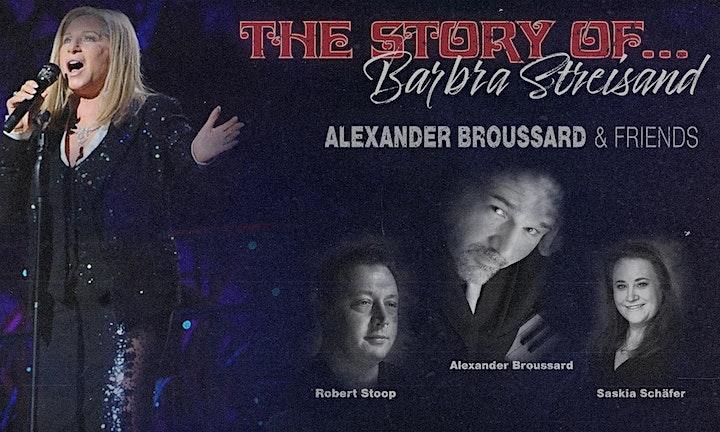 Afbeelding van Alexander Broussard & Friends: The Story of Barbra Streisand