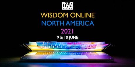 Wisdom Online North America 2021 biglietti