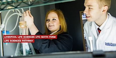 Liverpool Life Sciences UTC – Life Sciences Pathway tickets