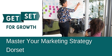 Master Your Marketing Strategy tickets