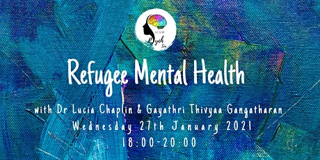 Refugee Mental Health tickets