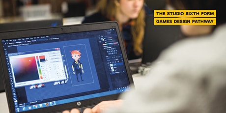 The Studio, Games Design Open Evening tickets