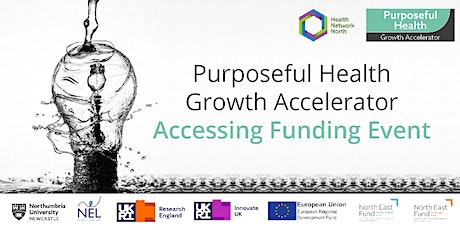 Purposeful Health Growth Accelerator: Accessing Funding tickets