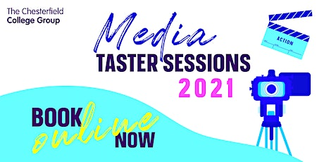 Taster - Introduction to Media Production Principles tickets