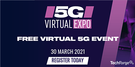 5G Expo Virtual 2021 tickets