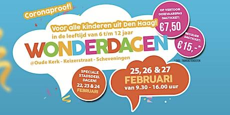 WonderDagen tickets