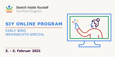 Search Inside Yourself (SIY) Online Program Tickets