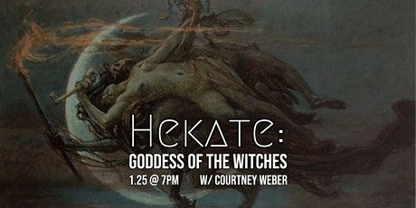 Hekate: Goddess of the Witches tickets