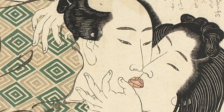 DRAWING SHUNGA: THE ART OF PLEASURE tickets