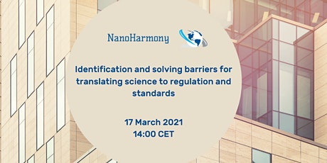 Identification and solving barriers for translating science to regulation tickets