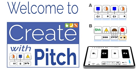 Create With Pitch tickets
