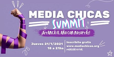 Media Chicas Summit - Mujeres en STEM entradas
