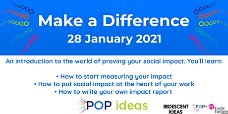 Make a Difference tickets