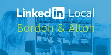 LinkedIn Local  Bordon and Alton Online tickets
