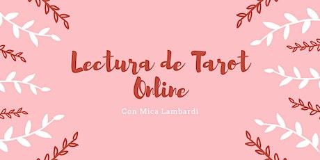 Lectura de Tarot Online entradas