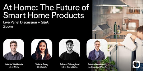 At Home: The Future of Smart Home Products tickets