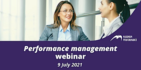 Performance management (9 July 2021) tickets