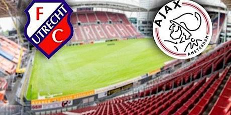 STREAMS!!>>[/LivE]]...Ajax - FC Utrecht LIVE OP TV 16 DEC 2020 tickets