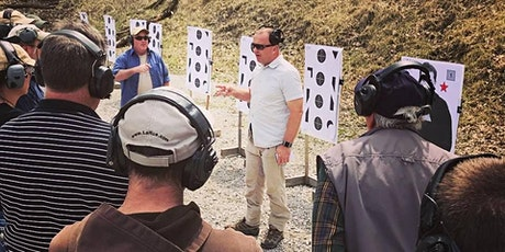 Concealed Carry: Street Encounter Skills and Tactics (Culpeper) tickets