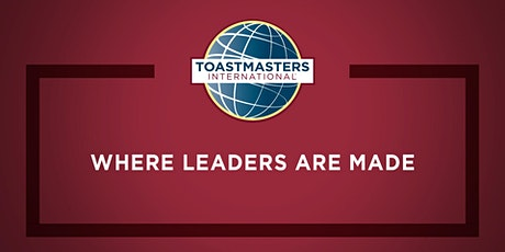 Toastmasters District 6 Division M Speech Contest tickets