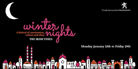 The Irish Times Winter Nights Festival tickets