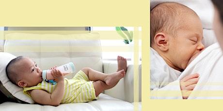 Pause allaitement (virtuel) billets