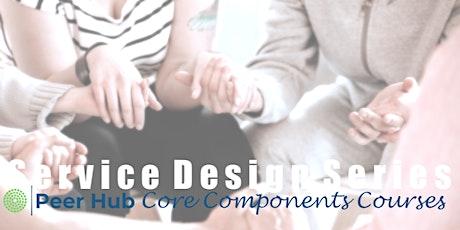 Core Components: Understanding Peer Support Practice tickets