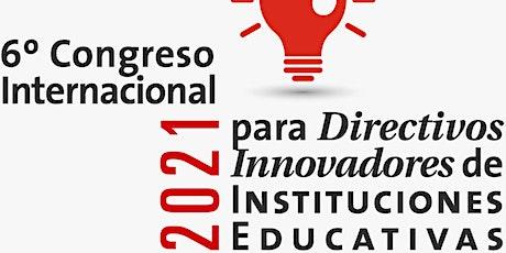 6° Congreso Internacional para Directivos Innovadores entradas