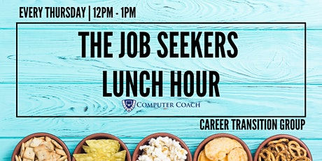 The  Tampa Bay Job Seekers Lunch Hour tickets