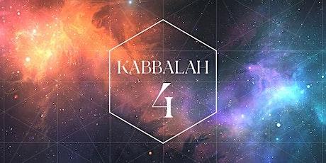 Kabbalah 4 Onlinekurs auf Deutsch Tickets