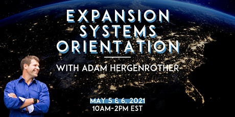 [VIRTUAL] Expansion Systems Orientation tickets