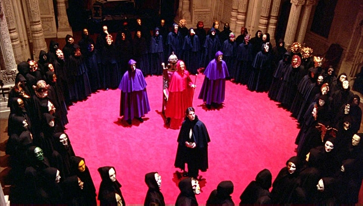 Eyes Wide Shut Party image