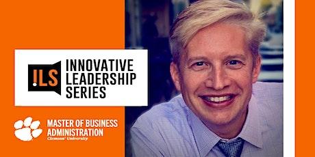 Innovative Leadership Series: John Supra, Prisma Health tickets