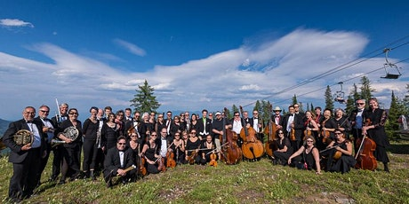 Symphony on the Mountain 2022 tickets