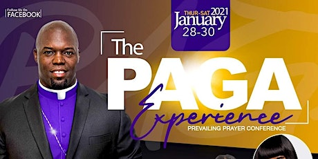 PAGA PREVAILING PRAYER CONFERENCE/2021 tickets