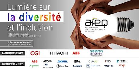 AIEQ - Lumière sur la diversité et l'inclusion boletos