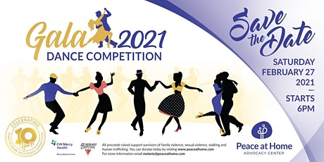 2021 Peace at Home Dance Competition tickets