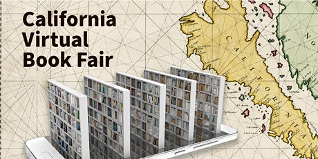 California Virtual Book Fair tickets
