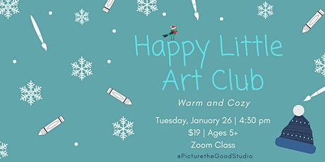 Happy Little Art Club tickets