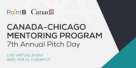 7th Annual Canada-Chicago Mentoring Program (C2MP) Pitch Day tickets