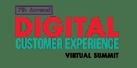 7th Annual Digital Customer Experience Strategies Summit tickets