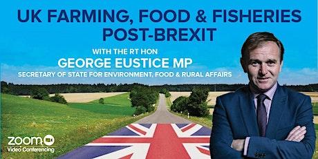 UK Farming, Food & Fisheries Post-Brexit tickets