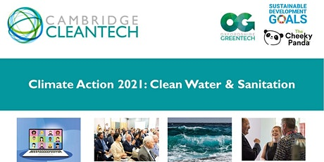Climate Action 2021: Clean Water & Sanitation tickets