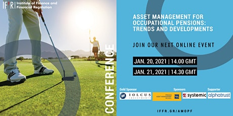 ASSET MANAGEMENT FOR OCCUPATIONAL PENSIONS: TRENDS AND DEVELOPMENTS tickets